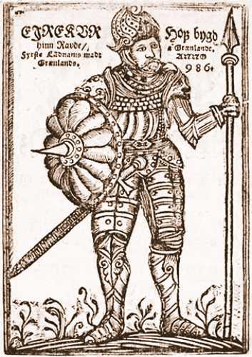 Έρικ ο Ερυθρός (950 - 1003)