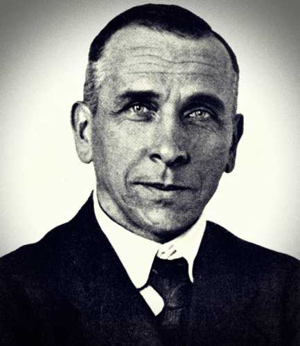 Alfred Wegener (1880 - 1930)