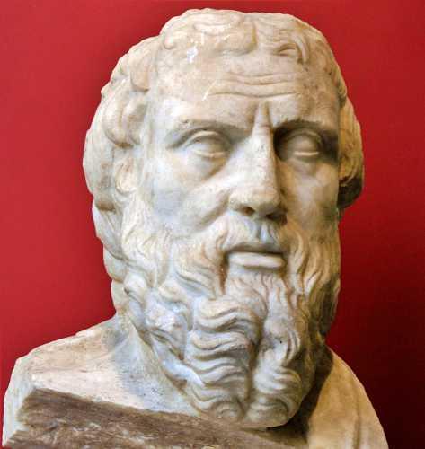 Ηρόδοτος (484 π.Χ. - 425 π.Χ.)