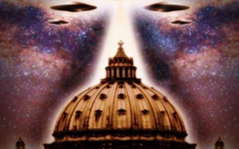 Ιπτάμενοι δίσκοι πάνω από τη Ρώμη, το 1973…