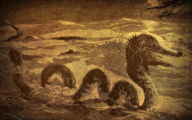 Το μυστηριώδες θαλάσσιο τέρας της Νορβηγίας, το 1938…
