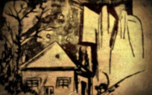 Πόλτεργκαϊστ στο χωριό Ορθονιές της Ζακύνθου, το 1933…