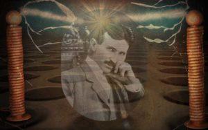 """Οι """"Αιώνιες Λάμπες"""" του Νικολά Τέσλα, το 1910..."""