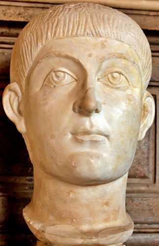 Φλάβιος Βαλέντιος, κοινώς Ουάλης (328 - 378 μ.Χ.)