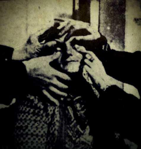 Αναστροφή των οφθαλμικών βολβών της Σεβαστής Σπανοκέλη, κατά τη διάρκεια ύπνωσης