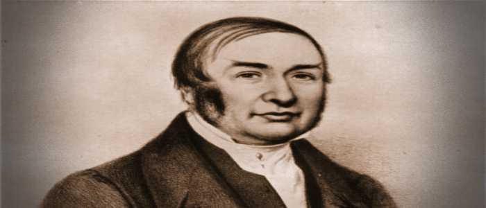 James Braid (19/06/1795 - 25/03/1860)