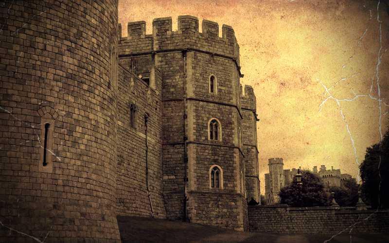 Τα φαντάσματα του περίφημου Κάστρου του Windsor…