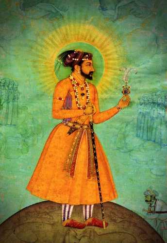 Ο Μογγόλος Αυτοκράτορας Shah Jahan (05/01/1592 - 22/01/1666)