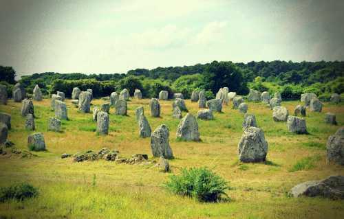 Οι μυστηριώδεις ογκόλιθοι του Καρνάκ