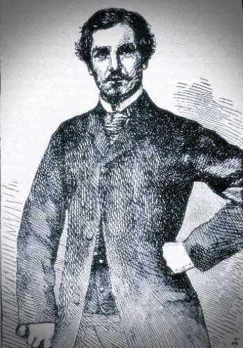 James Augustus Grant (11/04/1827 - 11/02/1892)