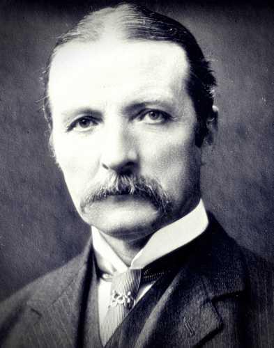 William Archer (23/09/1856 - 27/12/1924)