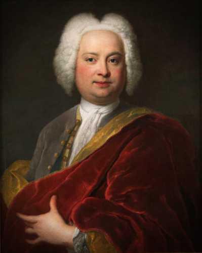 Willem van Keppel, 2ος Κόμης του Albemarle (05/06/1702 - 22/12/1754)