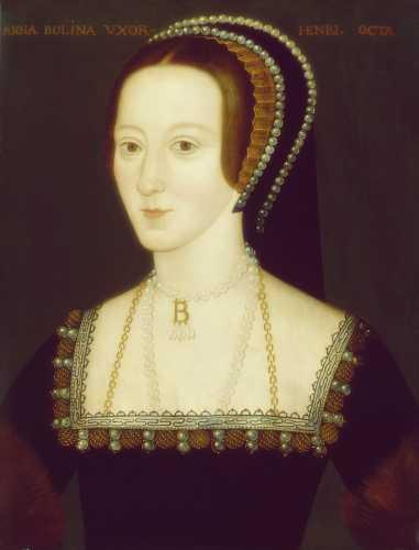 Anne Boleyn (1501 - 1536)