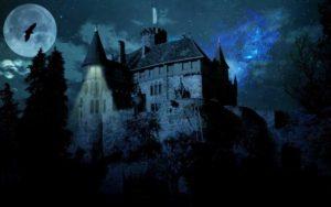 """Το φάντασμα της """"Λευκής Κυρίας"""" του Himmerlkron…"""