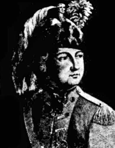 Ο Ιππότης ντ' Εσύ, μια αινιγματική μορφή της Αυλής του Βασιλιά της Γαλλίας Λουδοβίκου του 15ου, ο οποίος εμφανιζόταν άλλοτε ως άνδρας και άλλοτε ως γυναίκα
