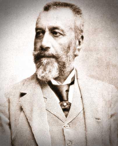Κόμης Johann Nepomuk Wilczek (07/12/1837 - 27/01/1922)