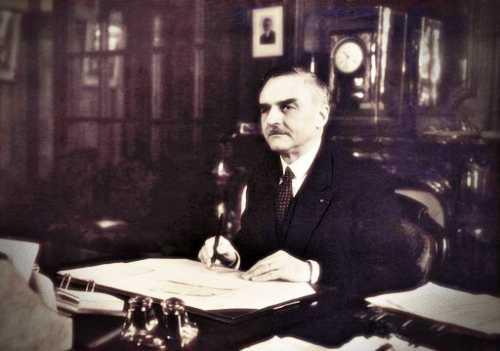 Andre Louis Danjon (06/04/1890 - 21/04/1967)