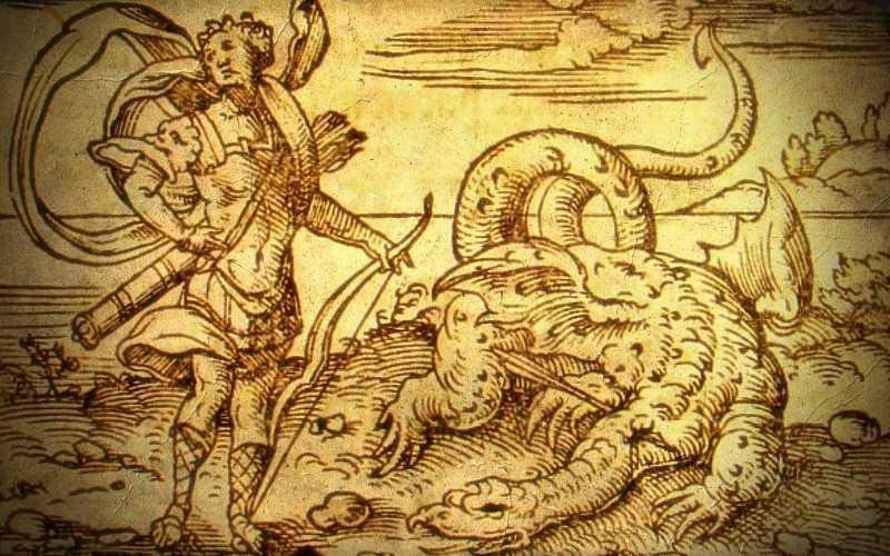 Δράκος - Μύθος ή πραγματικότητα;