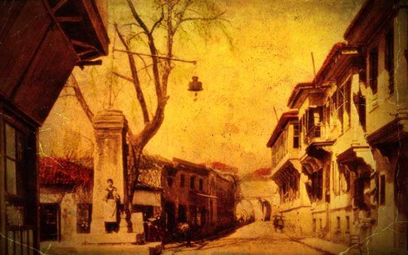 Το μυστηριώδες φάντασμα του Γιλάν Μερμέρ, το 1922…