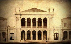 Το φάντασμα του δολοφονημένου τενόρου, στο Δημοτικό Θέατρο Πατρών...
