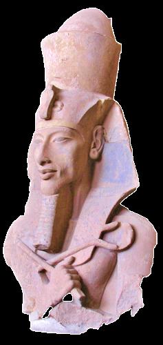 Ο Φαραώ Ακενατόν