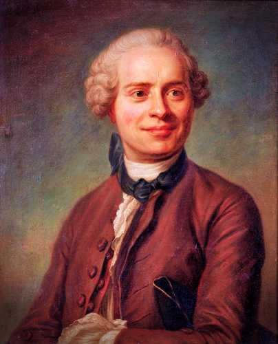 Jean le Rond d' Alembert (16/11/1717 - 29/10/1783)