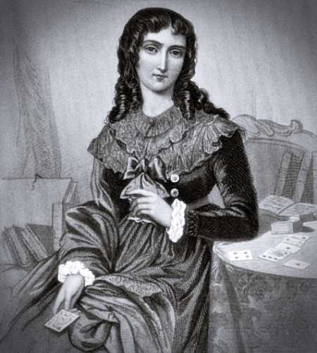 Marie Anne Lenormand (27/05/1772 - 25/06/1843)