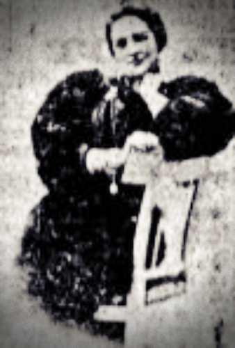 Madame de Thebes (1845 - 1916)