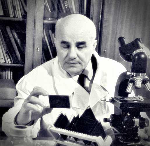 Nikolay Dubinin (1907 - 1998)