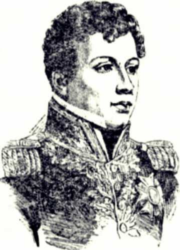 Geraud Duroc (25/10/1772 - 23/05/1813)