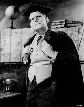 Ο Άγγλος ηθοποιός William Thomson Hay (06/12/1888 - 18/04/1949)