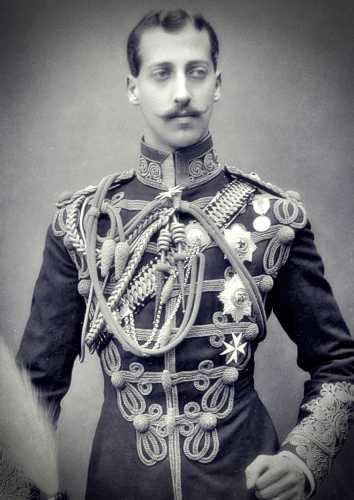 Πρίγκιπας Albert Victor (08/01/1864 - 14/01/1892)