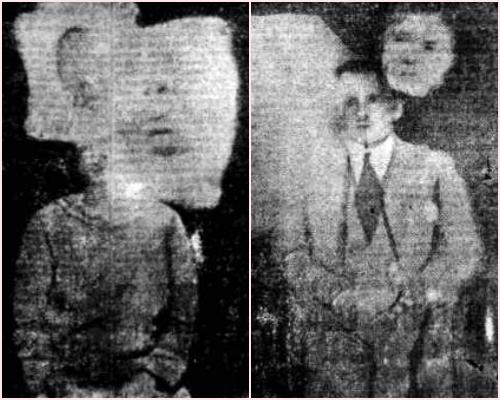 Φωτογραφίες που ελήφθησαν κατά τη διάρκεια πνευματιστικής συνεδρίασης, στις οποίες φέρεται να αποτυπώνεται το πνεύμα του Sir Arthur Conan Doyle