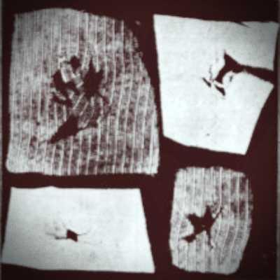 Σκισμένα υφάσματα από την οικία του Στρατηγού Διαμαντόπουλου, που αποδίδονταν σε τηλεκινητικά φαινόμενα