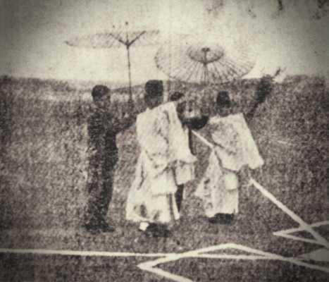Ναγκασάκι, φωτογραφία εποχής