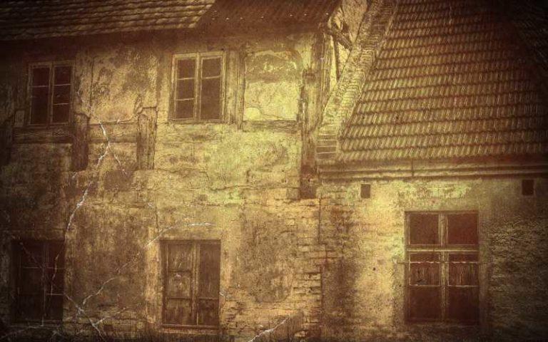 Το πόλτεργκαϊστ στο Μαύροβο της Καστοριάς, το 1924...