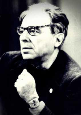 Iosif Shklovsky (01/07/1916 - 03/03/1985)