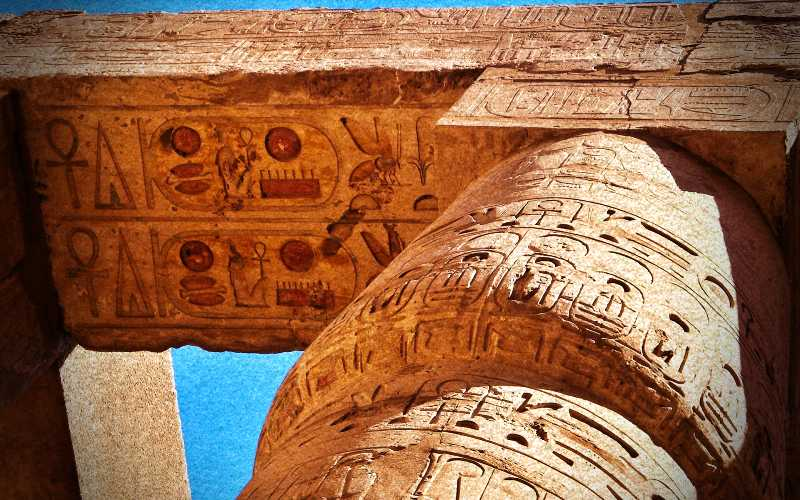 Το μέντιουμ που μιλούσε τη γλώσσα των Φαραώ...