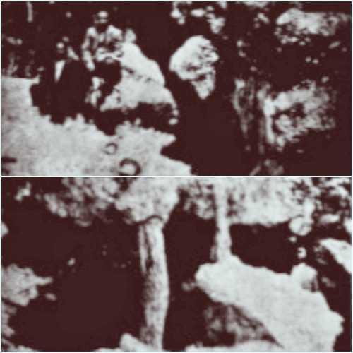 Φωτογραφίες από την είσοδο του Σπηλαίου του Αρκαλοχωρίου