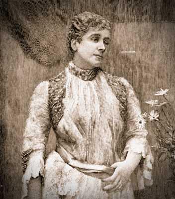 Julia A. Ames (14/10/1861 - 12/12/1891)
