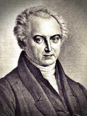 Heinrich Wilhelm Matthias Olbers (11/10/1758 - 02/03/1840)