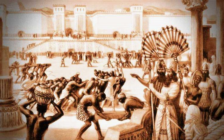 Πώς εξαφανίστηκαν μυστηριωδώς οι Δέκα Φυλές του Ισραήλ…