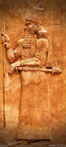 Σαργών Β' (765 π.Χ. - 705 π.Χ.)