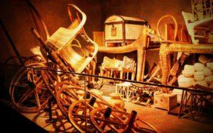 Ο αρχαίος καρπός του Τουταγχαμών...