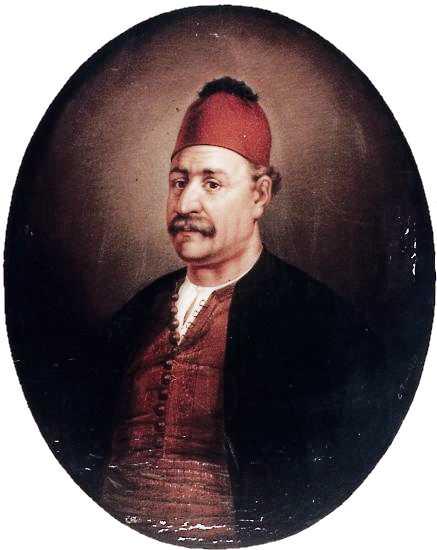 Ανδρέας Μιαούλης (20/05/1769 - 11/06/1835)