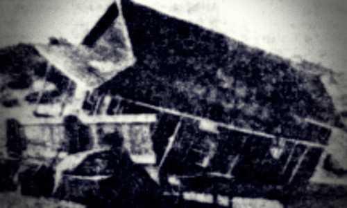 """Η στοιχειωμένη έπαυλη της Φλόριντα, που ήταν γνωστή ως το """"στοιχειωμένο σπίτι του Ποσειδώνα"""", το 1925"""