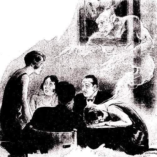 Το περιστατικό, όπως απεικονίστηκε στις εφημερίδες της εποχής εκείνης