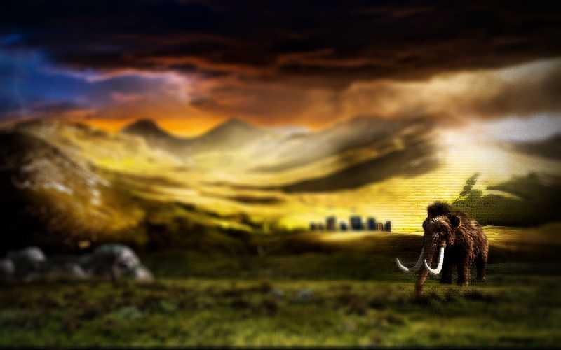 Ο προϊστορικός Ελέφαντας του Περδίκκα, στην Κοζάνη…