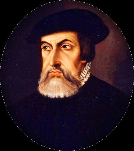 Ερνάν Κορτές (1485 - 1547)