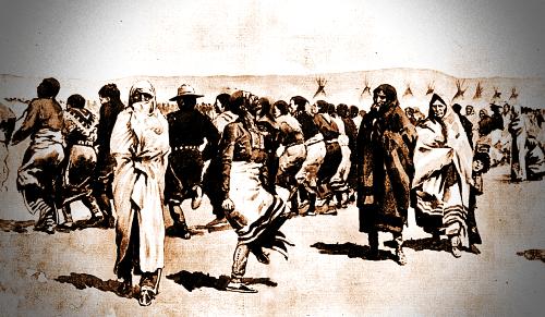 """Οι Ινδιάνοι, υπό την επήρεια αυτού του ψυχεδελικού φυτού, χόρευαν τον πολυθρύλητο """"Χορό των Πνευμάτων"""""""